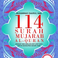 Turos Pustaka - 114 Surah Mujarab Al-Quran