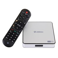Zidoo Smart TV Box X6 Pro 4K Media Player - Silver