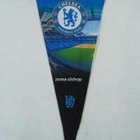 Bendera segitiga club bola CHELSEA