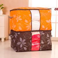 New Cloth Bag (Tas ukuran jumbo untuk tempat pakaian, bedcover, sprei)