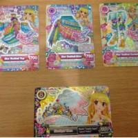 Kartu Aikatsu Premi Ichigo Versi 6 (4 Kartu)