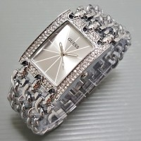 Jam Tangan Guess Ladies ( Jam tangan wanita,cartier,fossil,dior,gc )