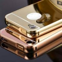 Bumper Case Mirror Xiaomi Mi4i Xiaomi Redmi 3 Pro Casing Slide Mirror