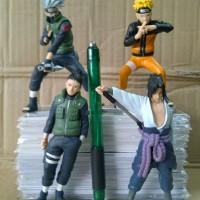 harga Action Figure Naruto Isi 4 Model-J Tokopedia.com