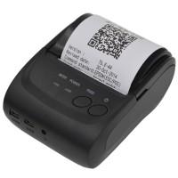 harga Zjiang Mini Portable Bluetooth Thermal Receipt Printer - ZJ-5802 Tokopedia.com