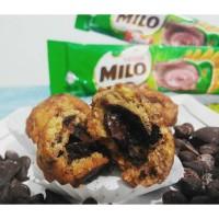 Milo Chocomelt Cookies