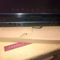 Preamp PARASOUND 2100(two channel Peamplifier)