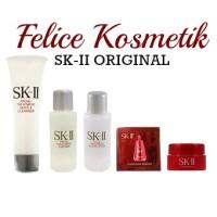 SK-II/SK2/SKII Paket Mini RNA Power/Stempower Antiaging Lengkap