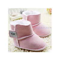 harga UGG Soft Pink Prewalker Boots / Sepatu Boots Bayi / Sepatu Bot Tokopedia.com