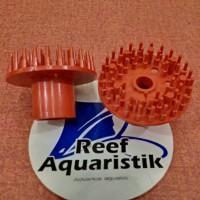 Needle wheel untuk skimmer