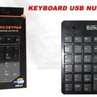 Keyboard Numeric-Keypad numeric M-Tech