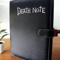 Binder Death Note Ring 26 Ukuran Kertas B5