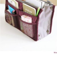 Jual KOREA style Dual Bag - Tas Organizer Bag in Bag | KOREA style Dual Bag Murah