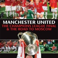 DVD Manchester United ROAD TO MOSCOW 2008 Champions league Final 2 Dvd