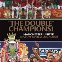 DVD Manchester United Season Review 2007-08 Double Champions DVD5
