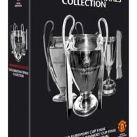 DVD Manchester United - European Finals (1968 / 1991 / 1999) - 3 DISC
