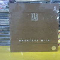 Cd Kla Project - Greatest Hits New Sealed Collector Box Katon Lilo