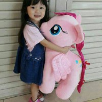 Jual Boneka My Little Pony Ukuran Super Besar Murah