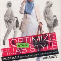 Optimize Your Hijab Style by Inarovi buku hijab buku kerudung
