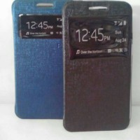 Samsung Galaxy Core 2 G355 Flip Cover/Leather Case/Sarung HP