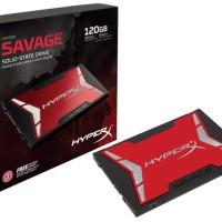 SSD Kingston HyperX Savage 120GB Garansi 3 Tahun Semarang