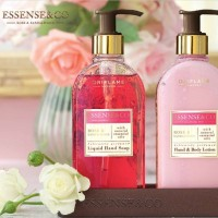 Essence&Co. Rose & Sandalwood Liquid Hand Soap