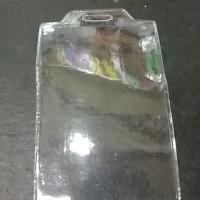 Plastik Mika Id Card 6x9 Cm (Posisi Tidur Dan Berdiri) Tebal 020