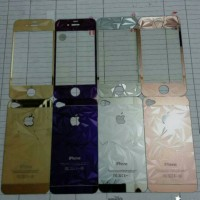 tempered glass gorilla warna diamond 3D for iphone 4 /4s