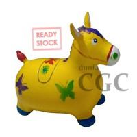 harga Mainan Kuda Kudaan Tunggang Karet dengan Music Bunyi dan Lampu Promo Tokopedia.com