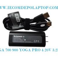 harga Adapter Charger Original for Lenovo Yoga 4 Pro, Yoga 900/700, 20V 3.25 Tokopedia.com