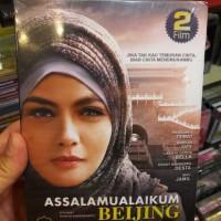 DVD FILM ASSALAMUALAIKUM BEIJING + HAJI BACKPACKER