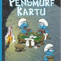 Kisah Smurf : Pensmurf Kartu (penerbit Elex Media Komputindo/Gramedia)