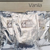Powder Vanilla Latte - Vanilla Latte - Bubuk Rasa Vanilla Latte- 1Kg