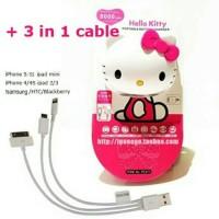 Jual Powerbank power bank yang bagus original Hello Kitty 8000mah Sanrio Murah