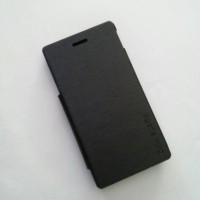 Flipcover case Sony Xperia Miro ST23i Hitam