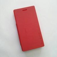 Flipcover case Sony Xperia Miro ST23i Merah