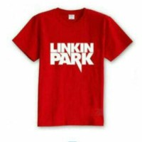 Tshirt /t shirt /polo /zipper /kaos sablon Linkin Park