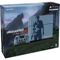 PS4 Uncharted 4 A Thief End Limited Edition