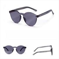 Jelly Geely Black Sunglasses Kacamata UV Protection