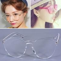 Jelly Geely Transparan Sunglasses Kacamata UV Protection