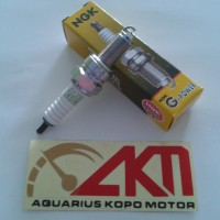 Busi NGK G-Power Platinum CPR6EAGP-9 Racing Spark Plug
