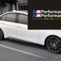 Sticker Performance bottom side for BMW 3 series F30 DLL