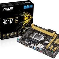 Motherboard Asus H81M-E Socket 1150
