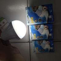 Lampu Sentuh emergency bisa fitting merk STARLUX 15 watt