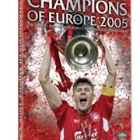 DVD Liverpool Season Review 2004/05 Champion Of Europa