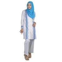Harga pakaian wanita muslim keren bahan bagus awet pakaian muslim | antitipu.com