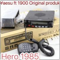 Jual Yaesu Ft 1900R Original Produk Baru   Radio Komunikasi Elektron