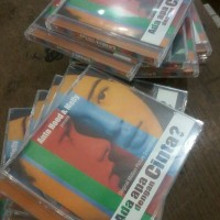 CD ADA APA DENGAN CINTA (AADC) 1 ORIGINAL NEW SEALED MELLY