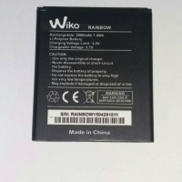 Wiko Battery / Baterai Rainbow Original