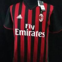 harga Jersey AC Milan 2016-2017 (original) Tokopedia.com